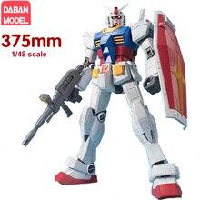 Daban Gundam 1/48 MEGA boyutu Fighter RX-78-2 Shizuoka EFSF prototip yakın savaş cep takım elbise modelleri plastik model kitleri