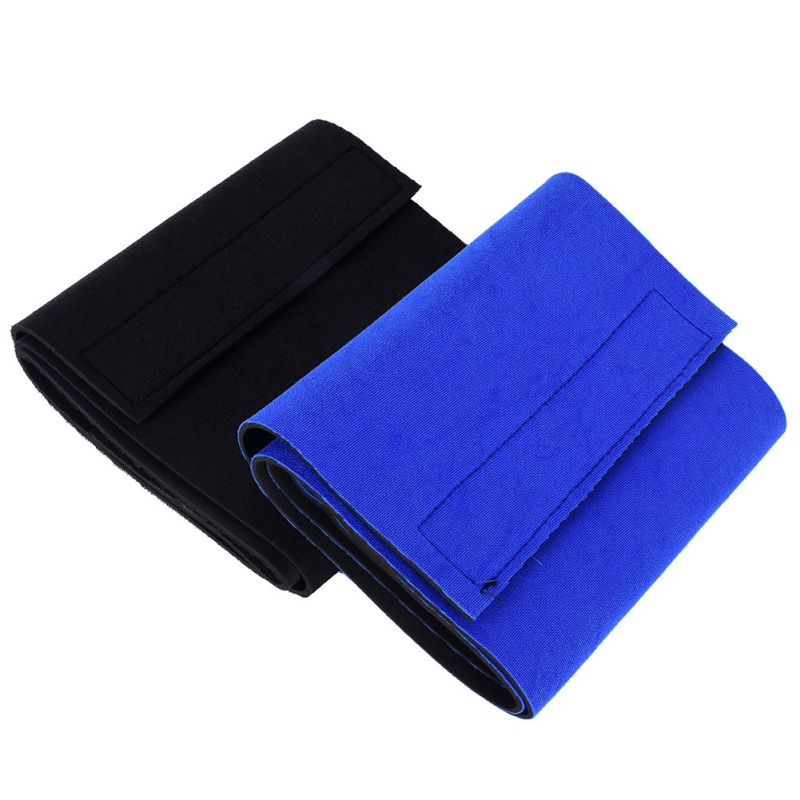 Newest High Quality Men Belly Belt Tummy Trimmer Abdomen Elastic Waist Support Shaper Cincher Belt Burn The Fat