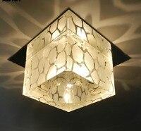 3W modern home lighting led crystal chandelier ceiling lamp fixture for 110v 220v 230v 240v abajur luminaria lustres de sala