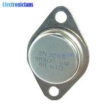 5 pièces 15A/60V 2N3055 TO-3 Transistor de puissance Audio dampli AF NPN nouveau et Original IC