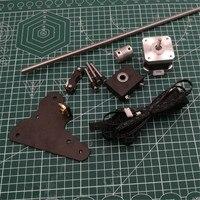 1pcs Universal Dual Z-axis For CR-10 3D Printer DIY Upgrade Kit CR-10 Dual Z axis stepper motor Upgrade Kit