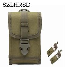 Pour Ulefone Armor 2 s étui de téléphone portable housse ceinture militaire pochette sac pour Ulefone Mix 2/ZOJI Z8/XGODY X12/Vertex impressionner Baccara