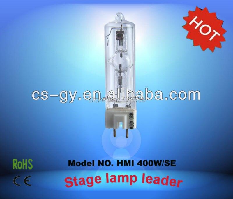 ROCCER HMI 400 W/SE lámparas de haluro metálico MSR 400 W HR msr400 Luz de escenario