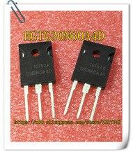 Envío gratis 10 piezas HGTG30N60A4D HGTG30N60A G30N60A4D 30N60A Fairchild IGBT N-CH SMPS 600 V 60A a-247