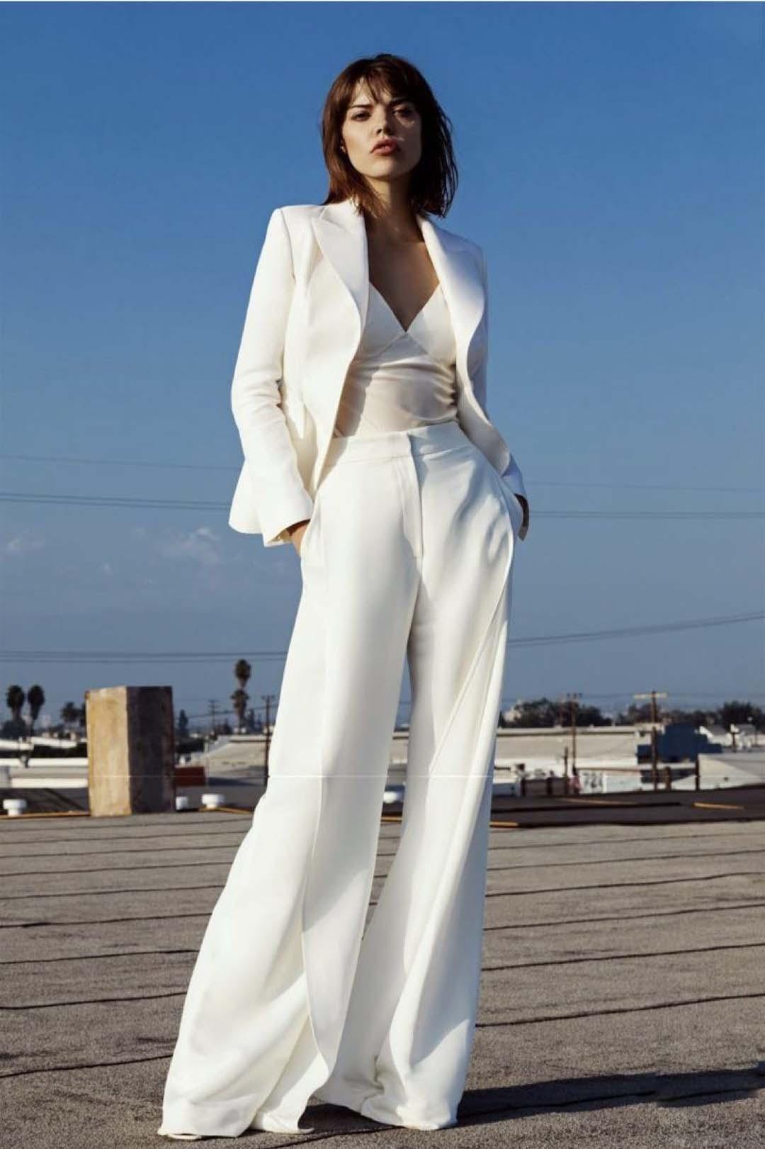 New Women Spring Suits Business Women Suit Business Suits Formal Female Work Wear Summer 2 pcs Female Suits