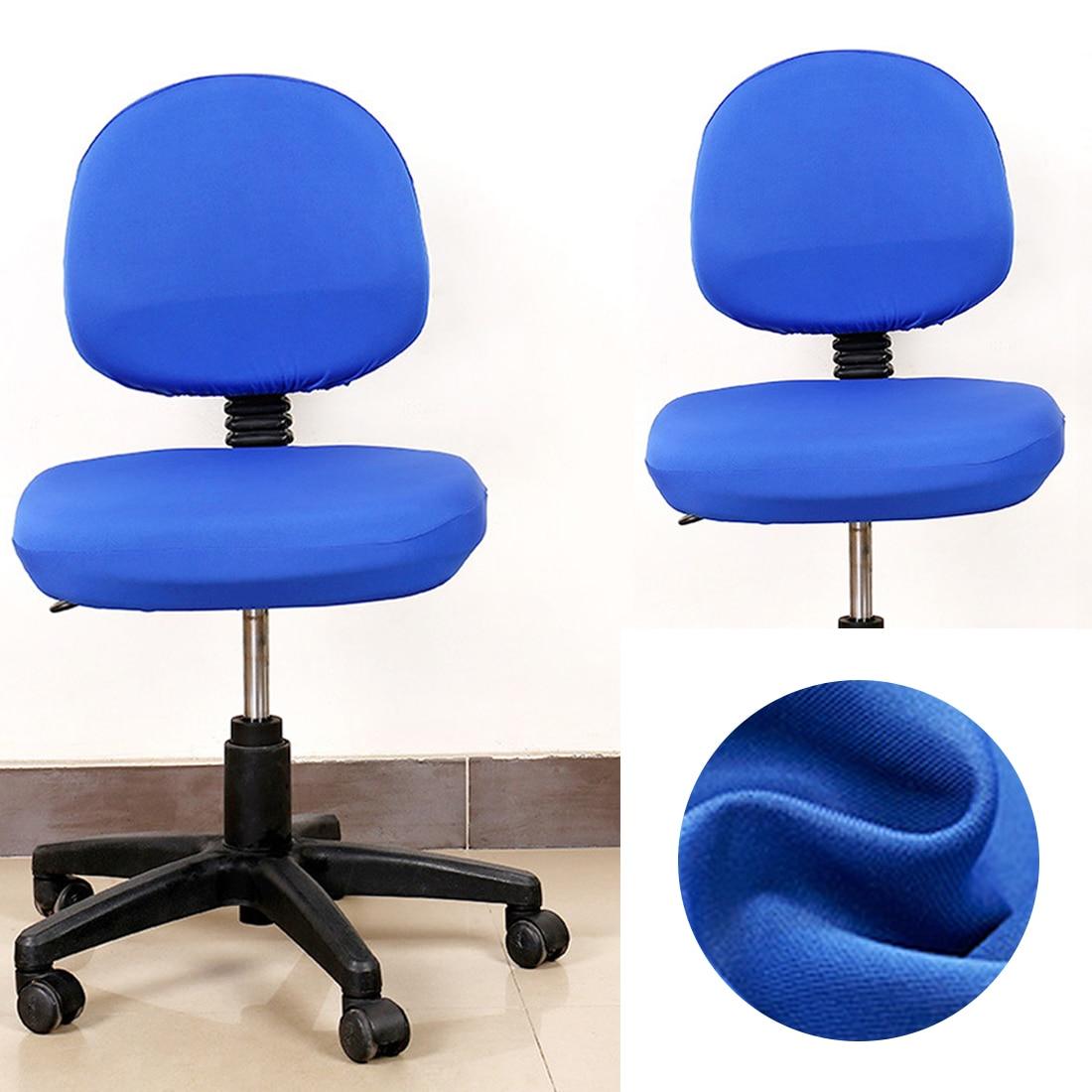 Красочные Универсальные чехлы на стулья из эластичной ткани и спандекса