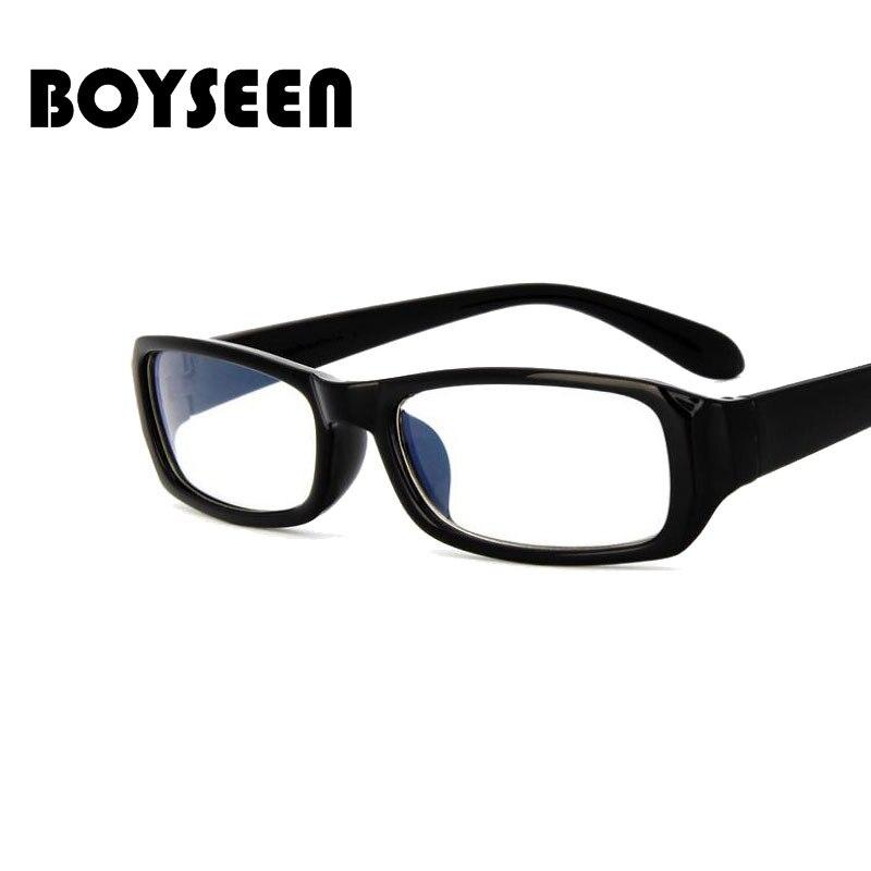 BOYSEEN nueva moda gafas de lectura para hombres y mujeres gafas marco óptico de gafas de ordenador gafas ópticas 21007