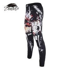 SUOTF MMA boxe sport fitness personnalité respirant ample grande taille shorts Thai poing pantalon course combats kickboxing MMA