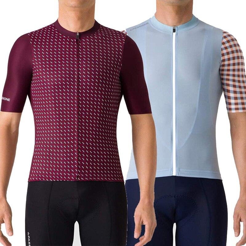 Ciclismo cycling jersey 2020 Summer short sleeve cycling clothing MTB cycling jersey sets Quick-dry breathable Bib lycra shorts
