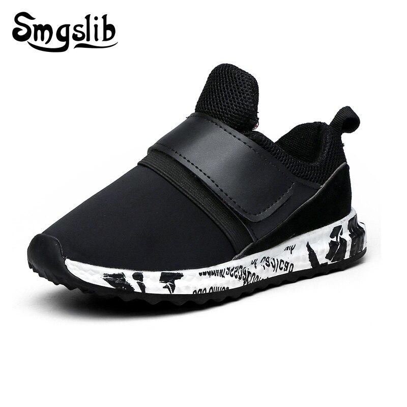 Smgslib, zapatos para niños, zapatillas deportivas de malla transpirable para niñas, zapatos planos para niños, zapatos casuales, Zapatos niño pequeño, calzado Size26-35