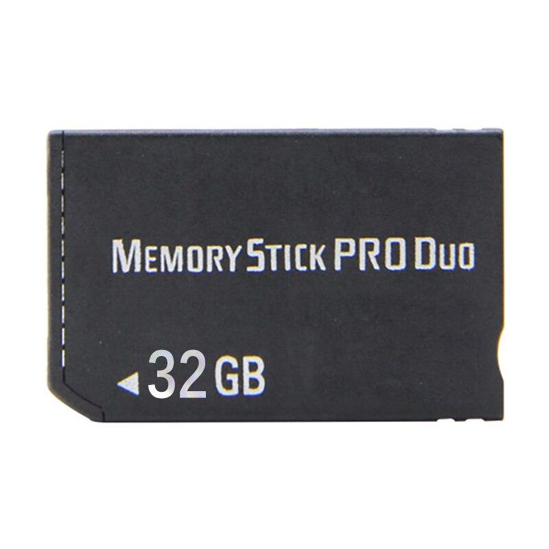 HX Memory Stick Para PSP Acessórios 8 H2testw GB GB 32 16GB MS Pro Duo Cartão de Memória Real Completo capacidade