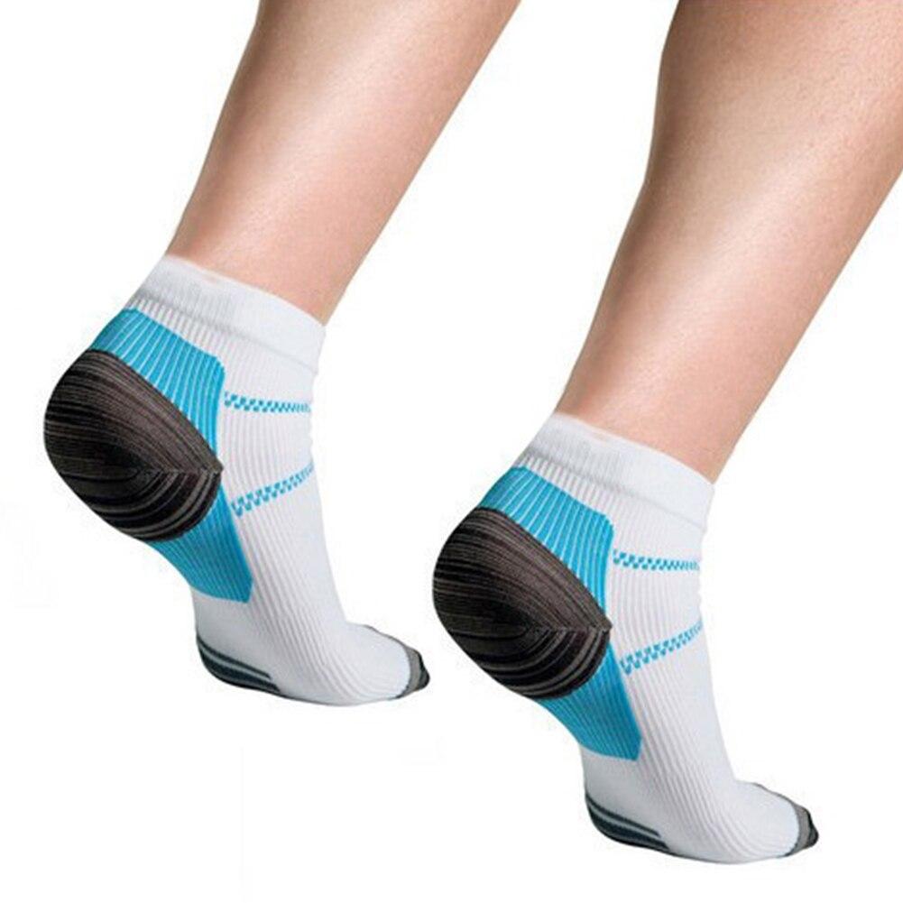 Nuevos Calcetines para hombre fascitis Plantar tacón Spurs dolor calcetines ejercicio para hombres