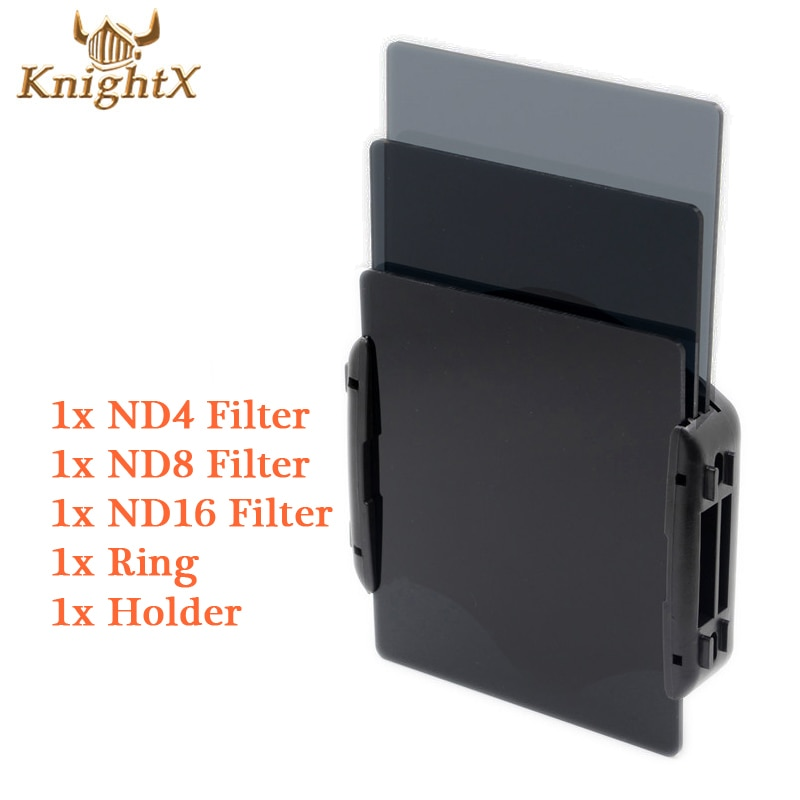 optolong new uhc filter eos camera built in full frame filter eos ff cuts light pollution astro KnightX 49 52 55 58 67 77 mm lens camera nd Color filter Kit Cokin P Series Ring Adapter Holder For Canon EOS 1100D 60D 70D 600D