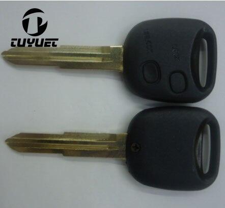 Новый Сменный Чехол для брелка для Daihatsu с 2 кнопками и пультом дистанционного управления