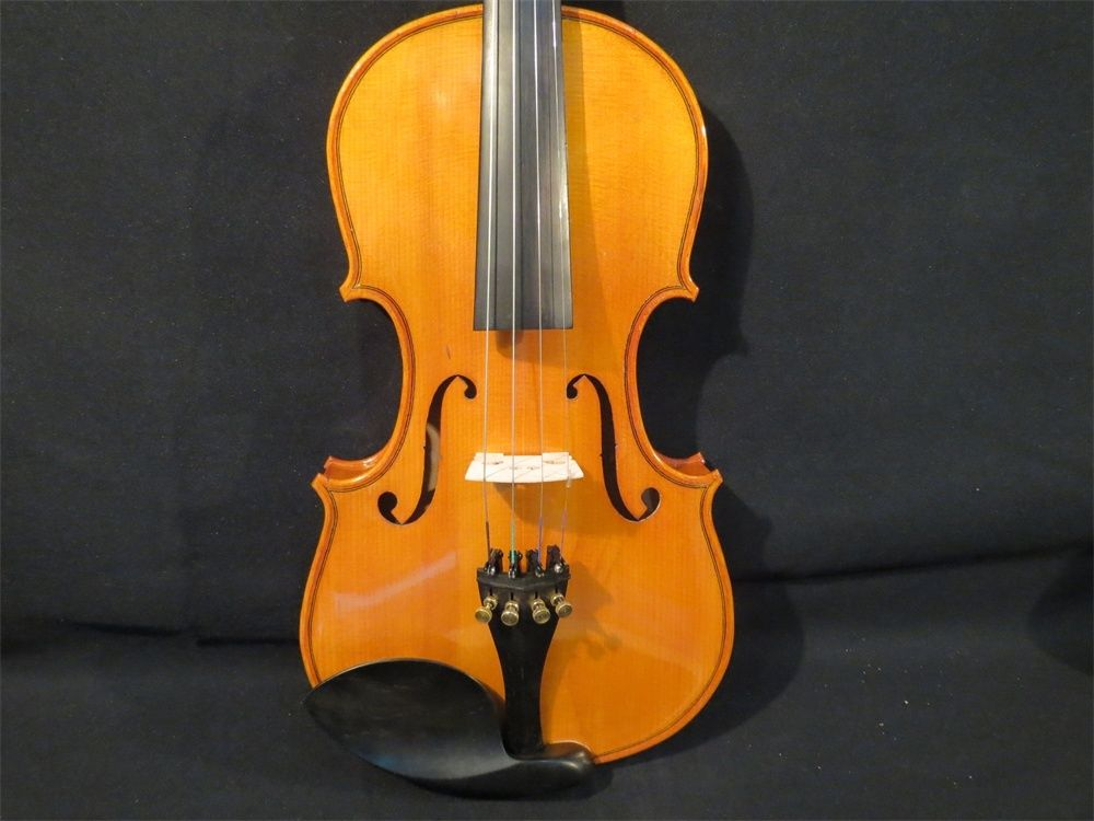 Hand made Solid Wood Strad style 1999 year SONG Brand violin 10399 enlarge