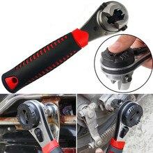 Wrench Set Universal schlüssel 1pc 9-22mm Multi-Funktion Einstellbar Tragbare Drehmoment Ratsche Öl Filter Spanner hand Werkzeuge #10