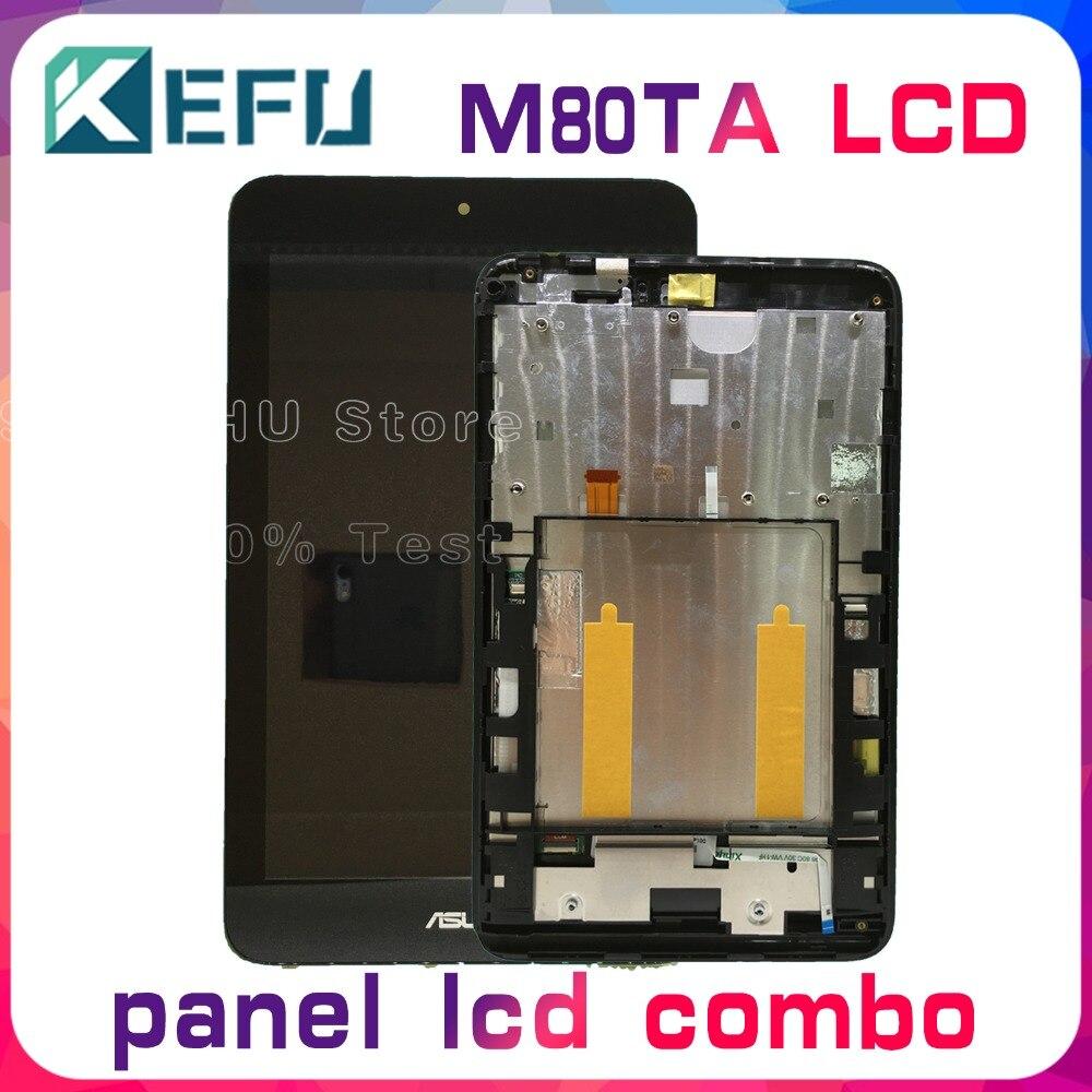KEFU para ASUS VivoTab Note 8 M80TA M80T LCD visualización pantalla táctil...