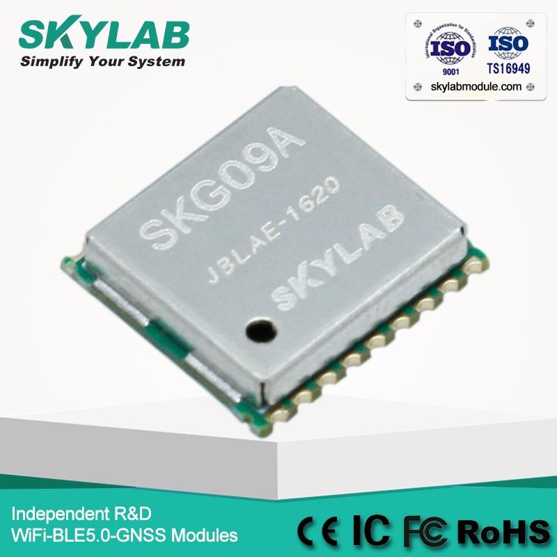 Smallest GPS Tracker Module SKG09A GPS Tracking MediaTek MT3339 Low Consumption Ultra High Sensitivity Short TTFF