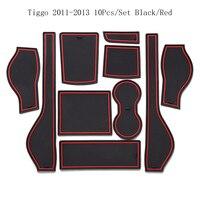 Car Interior Accessories For Chery Tiggo 2011 2012 2013 Tiggo7 2016 2017 2018 Tiggo8 2018 Luminous Gate Slot Mat Seat Covers