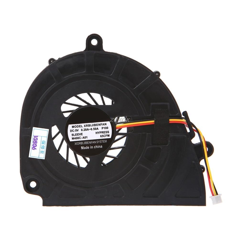 Кулер для ноутбука CPU вентилятор охлаждения для Acer Aspire 5750 5755 5350 5750G 5755G V3-571 июня Прямая поставка