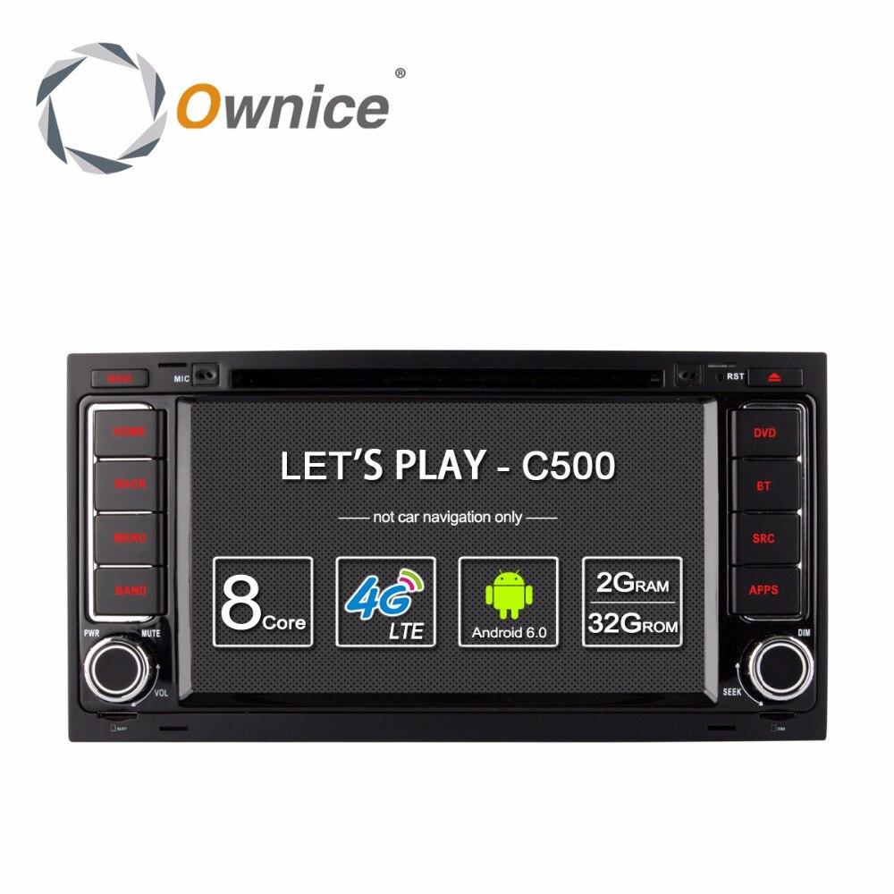 SIM 4G LTE Android 6,0 Octa 8 Core coche DVD GPS Radio para Volkswagen VW Touareg T5 transportador Multivan 2004-2011 sistema estéreo