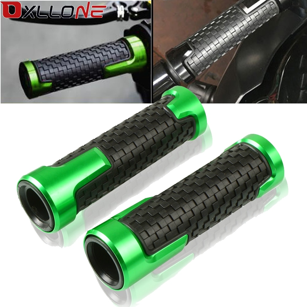 22mm, accesorios para motocicleta, empuñaduras para manillar de scooter, empuñadura para Honda CBR300R CB300F FA CBR400 NC23 NC29 CBR500R CBR 600