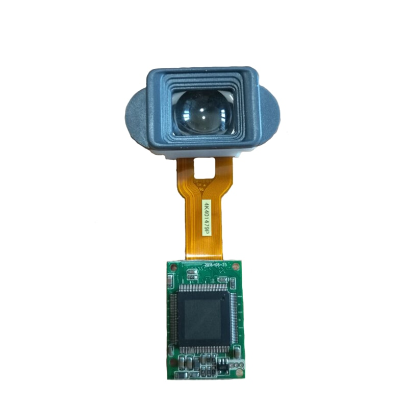 1 шт., 3,6-5 В, VGA 640*480, микро цветной дисплей, тепловизор для FPV, очки ночного видения, один видоискатель, сделай сам, запчасти