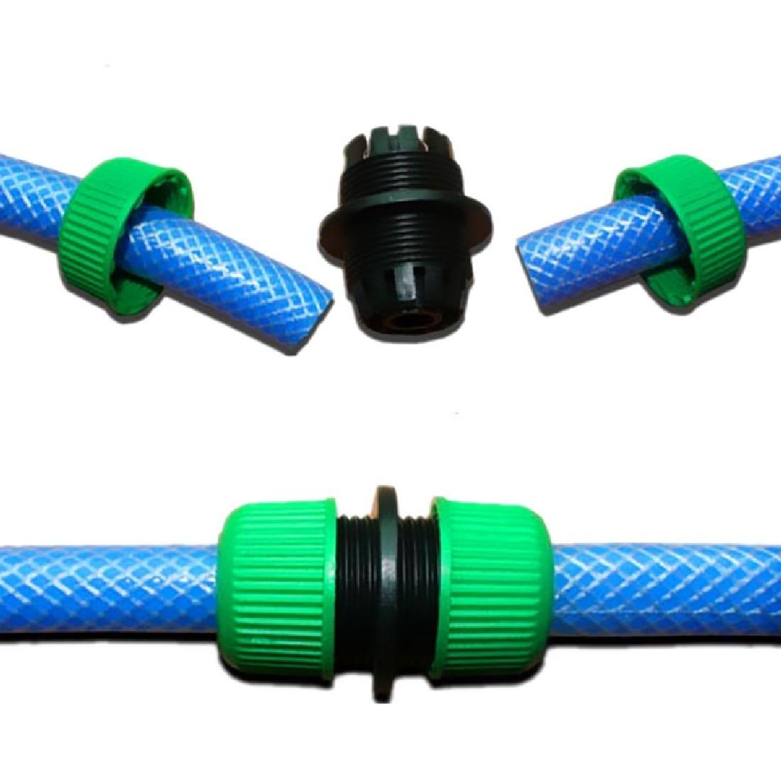 1/2 ''wąż ogrodowy złącze rurowe szybkie złącza łączenie Mender naprawa wyciek Joiner Adapter złącza