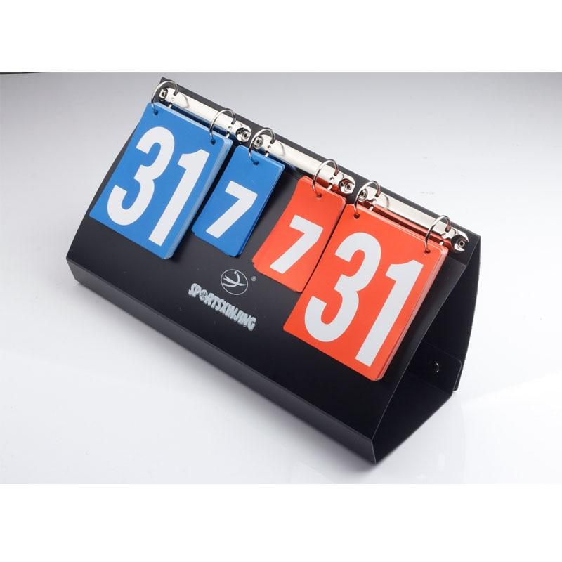 Баскетбол табло 4 цифры по ценам от производителя складное портативное футбольное табло гандбол волейбол теннисные Спортивные cчетное табл...