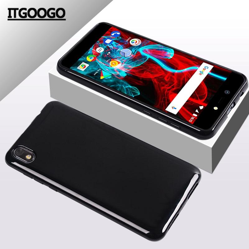 Coque en Silicone souple de luxe pour BQ 5211 coque arrière coques de téléphone de protection pour BQ 5211 Strike 2018 housse Capa Fundas