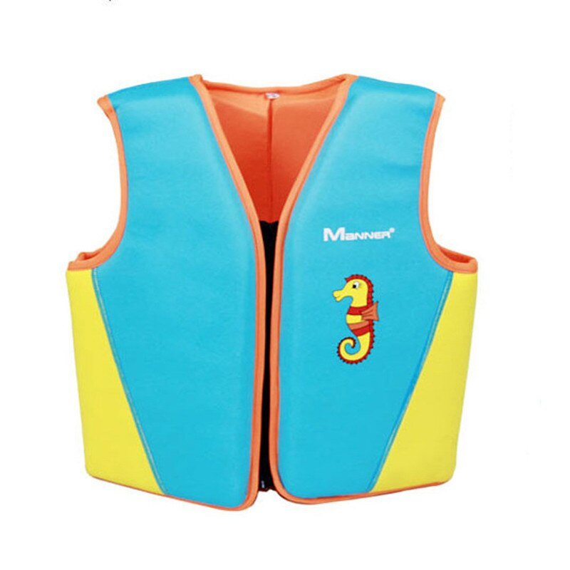 MANNER children's buoyant vest swimming and thick vest snorkel cross border non life jacket