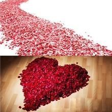 2000 pièces coloré artificiel Rose pétales mariage Petalas coloré soie fleur accessoires mariage Rose