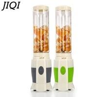 JIQI Shake n Take Juice 500ml Machine Multifunctional Mini Electricity Juicer Pocket Sports Bottle Blender 220V EU Plug adapter