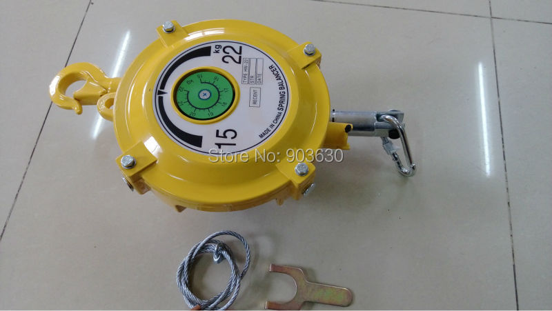Chinese reliable supplier wholesale 15-22KG  Spring Balancer Tool  For Auto parts industry Use
