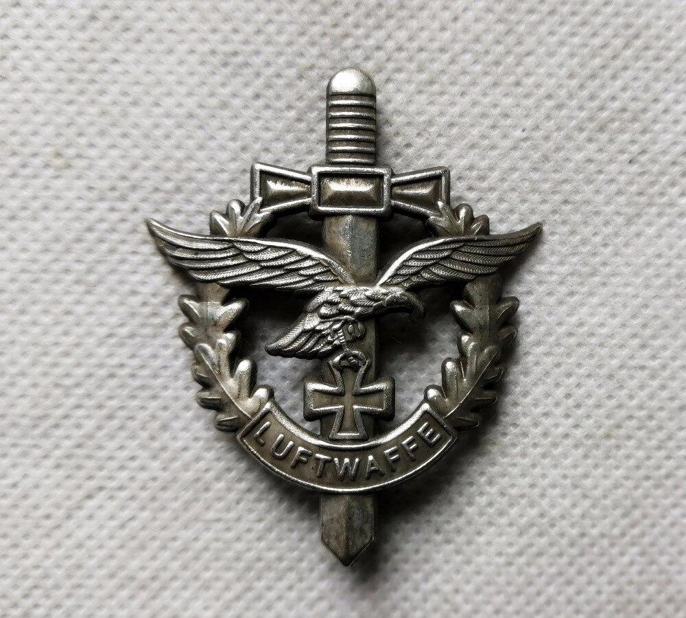 Emblema do pino da luftwaffe da força aérea alemã ww2
