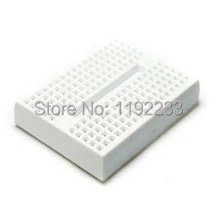 5 teile/los Mini Solderless Weiß Prototyp-brotschneidebrett 170 Tie-punkte für ATMEGA PIC Arduino UNO