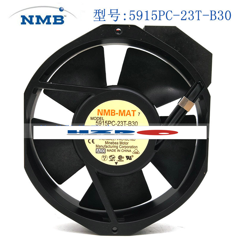 Ventiladores de refrigeración para servidor NMB 5915PC-23T-B30 1738 230V 170mm
