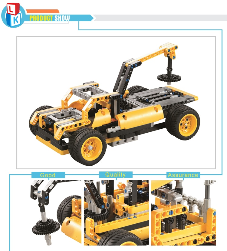 Cool Transformation Simulation Forklift Fexible Deformation rc Car Construction Remote Control Racing Car Toys Light for Kids enlarge