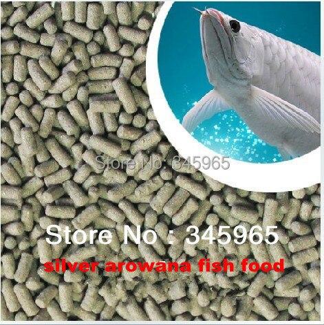 O envio gratuito de peixe Aruanã alimentos de alta proteína nutricional da comida de peixe 450g