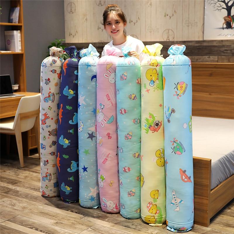 Nueva almohada encantadora de 20 tipos de almohada de algodón largo grande, almohada de cintura de cilindro de caramelo, almohada Cervical, almohada para siesta, sofá, cama, cojín para dormir