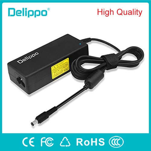 Delippo 19V 4.74A 7,4*5,0mm adaptador de CA cargador de ordenador portátil fuente de alimentación para HP pabellón Dv4 Dv5 Dv6 dv7 Dv8 2000 Elitebook G0 G1 G2