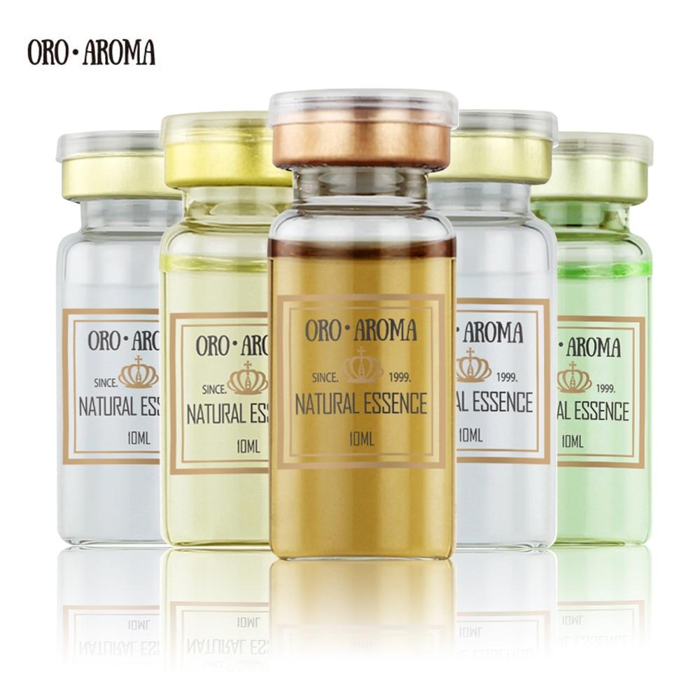 Super Sets Famous brand oroaroma Rose Essence+EGF+Deep sea roe+Placenta+Snail serum face 10ml*5