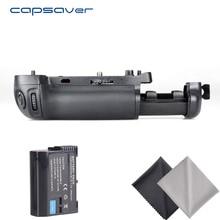 capsaver Vertical Battery Grip with 1pc EN-EL15 Battery for NIKON D750 as MB-D16 Camera Handgrip Holder Pack Battery Set