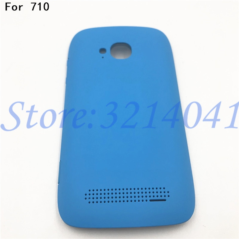 Cubierta trasera de la batería para Nokia Lumia 710 carcasa trasera de...