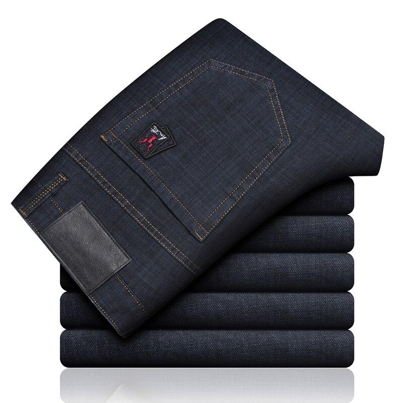 Мужские джинсы, мужские джинсы, мужские классические джинсы Vetement Peto Vaquero Hombre, байкерские джинсовые брюки, мужские прямые модные облегающие р...