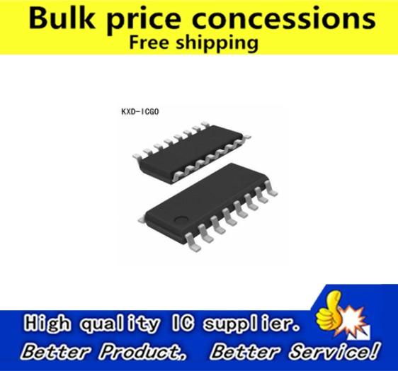 Free Shipping 50pcs/lots MCP3208-CI/SL MCP3208-C MCP3208 SOP-16 New original IC In stock!