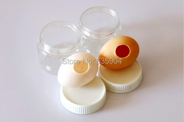 Envío gratis gran oferta ultra silicona huevo de simulación huevo blanco a la bufanda de seda, accesorios de magia, trucos de magia, truco