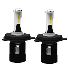 2 pièces H4 H7 H11 H8 H1 H3 9005 HB3 9006 HB4 Voiture ampoules de phares LED Salut-Lo Faisceau 9600LM CSP Y19 Puces 6000K Auto Phare Antibrouillard