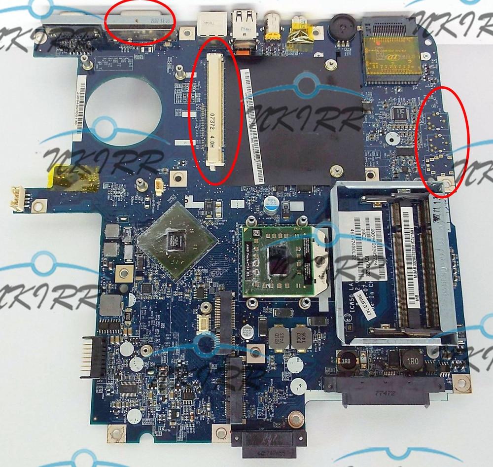 ICW50 LA-3581P ICY70 L22 REV: 2,0 MB AMM02.001 MBAMM02001 placa base para...