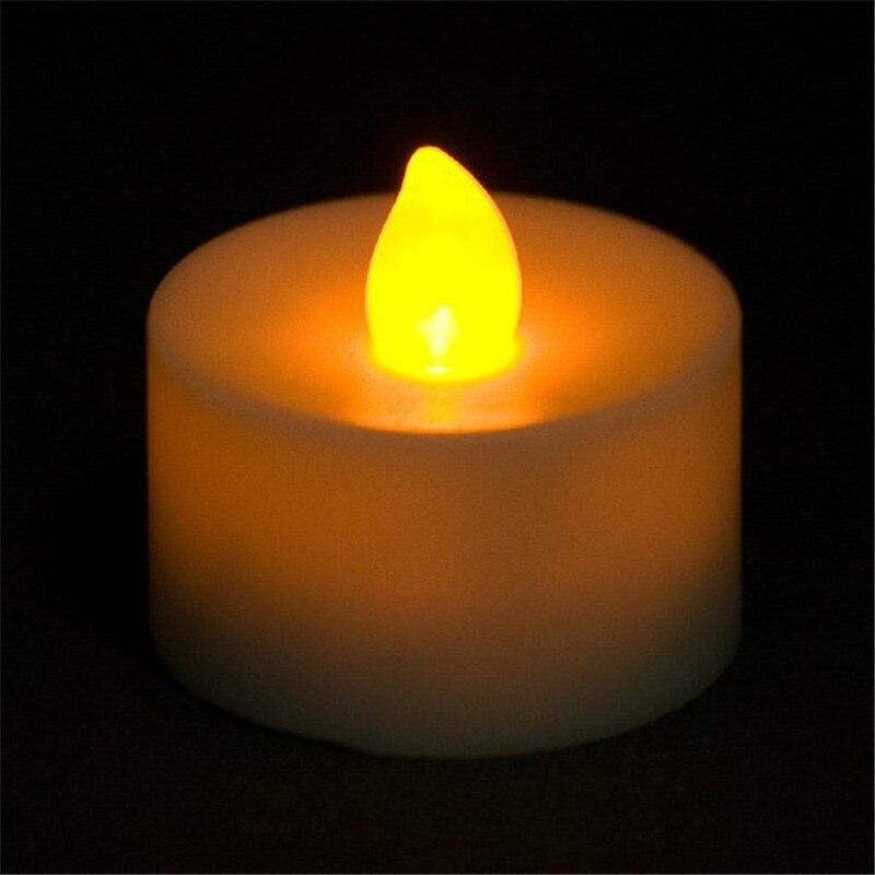 288 teile/los Owen Museen Kerze Licht Wasserdichte Kirche Beten Lampenschirm Teelichter